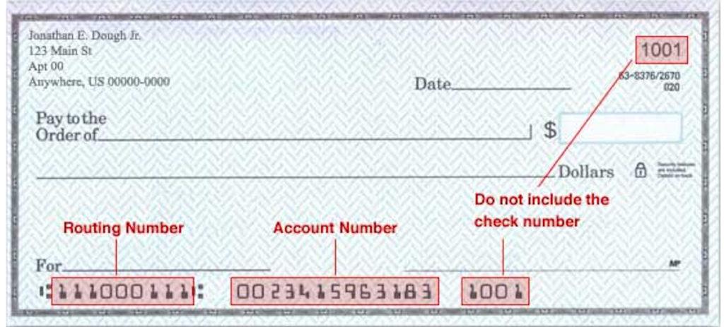 Direct Deposit Changes – Updated Procedures | Federal