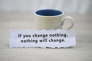 Change Nothing, Nothing Changes
